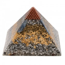 HHG's and Orgone Pyramids