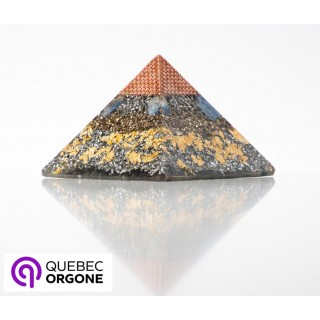 MAGNIFICENT ORGONE PYRAMID