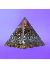 Special Pyramid HHG - with Lemurian crystal